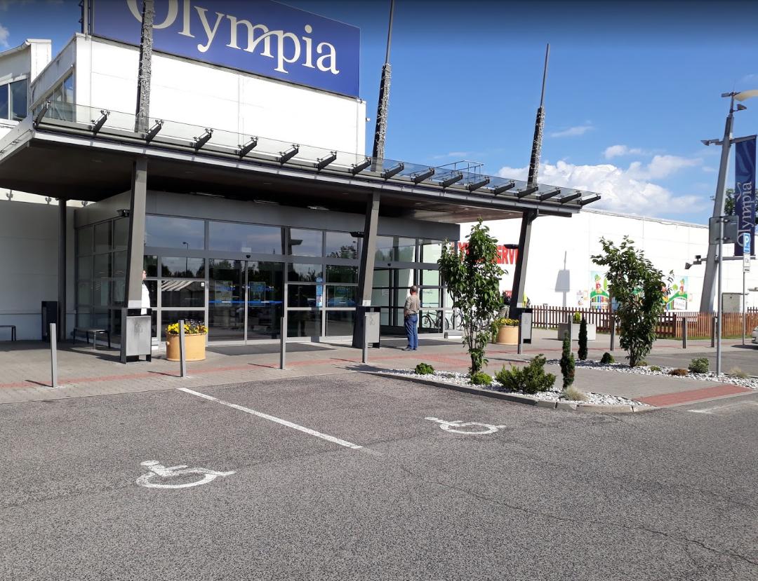 Obchod Camaieu Obchodní centrum Olympia
