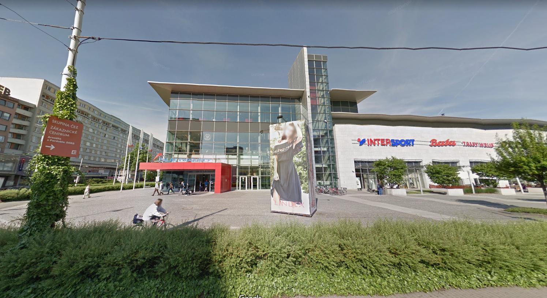 Obchod Camaieu Obchodní centrum Atrium Palace