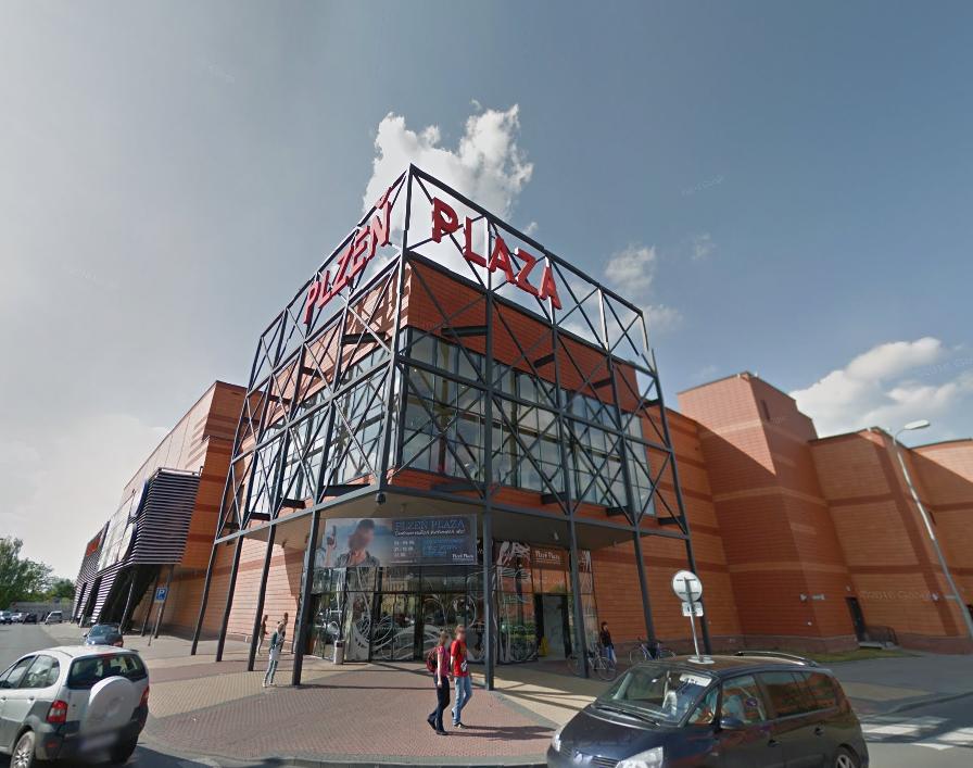 Obchod Camaieu Nákupní centrum Plzeň Plaza