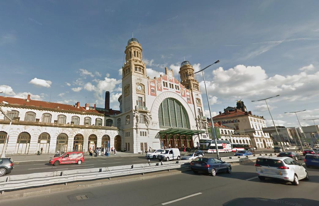 Obchod Camaieu Praha Hlavní Nádraží