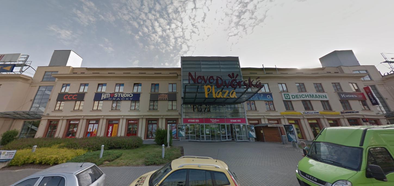 Obchod Camaieu Nákupní centrum Novodvorská Plaza shopping center
