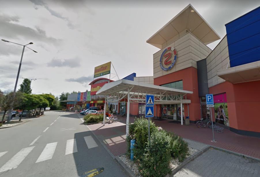 Obchod Camaieu Obchodní centrum Centro
