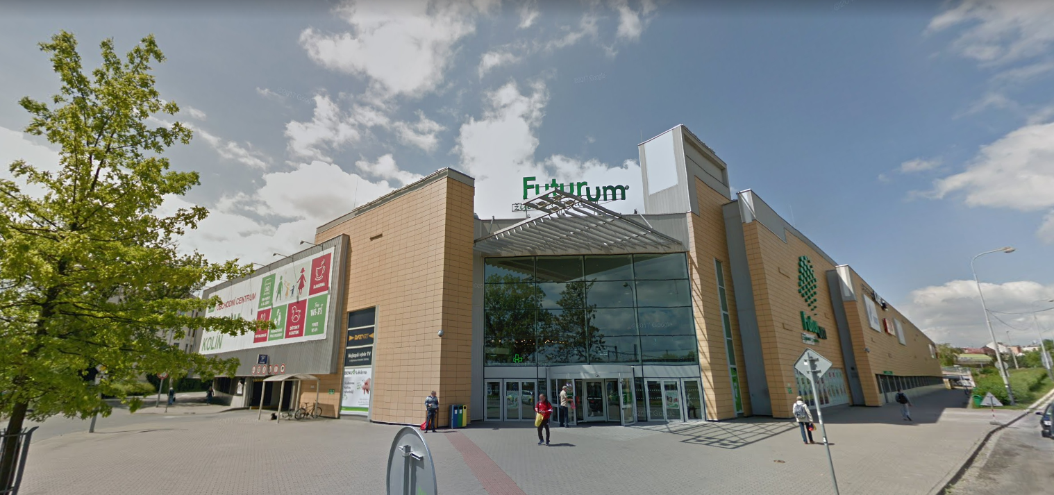 Obchod Camaieu Obchodní centrum Futurum