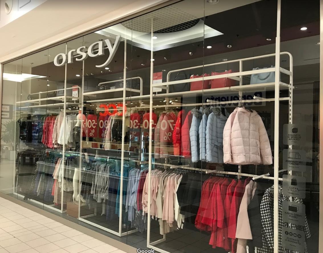 347d3e31b08c Obchody Orsay v České republice - Orsay