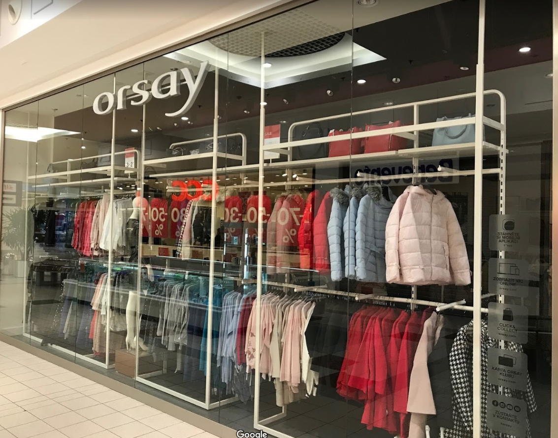 Obchody Orsay V Ceske Republice Orsay