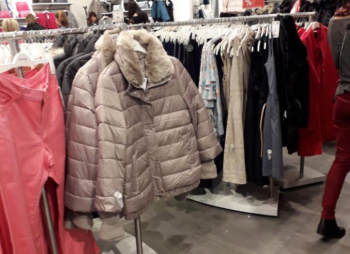 Prodejna Orsay 2