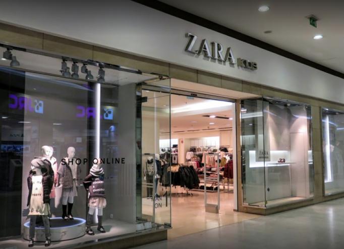 Zara Arkády Pankrác – Praha